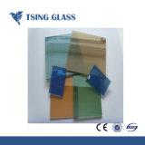 4mm verdi, vetro riflettente blu, Bronze, libero, dentellare per costruzione