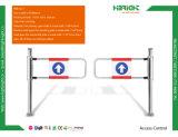 De elektro Poort van de Schommeling van de Poort van de Ingang van de Supermarkt van de Sensor met het Comité van de Afstandsbediening