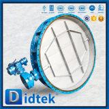 Didtek vanne papillon de ventilation avec actionneur électrique