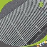 Driehoekige Populair Anti-Corrosive van het Latje van de Vloer van de Staven van de Oppervlakte Vlotte