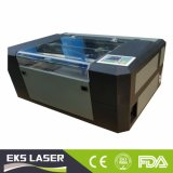 Cuero de alta precisión de corte por láser máquina de bajo precio y de alta calidad