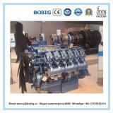Baudouin marque 800kw Groupe électrogène diesel électrique pour l'utilisation de l'armée