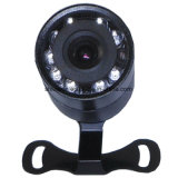 CCD IRの夜間視界のワイヤーで縛られた防水背面図車のカメラ