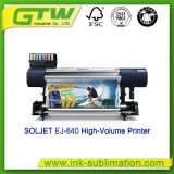 Impressora High-Volume nova de Roland Soljet Ej-640 do Inkjet para a impressão colorida