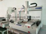 セリウムのRoHSリストされた自動PCBの接着剤の分配機械