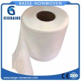 Spunlace Nonwoven Fabric para tecido molhado