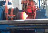 Het Hete Spinnen van de Cilinder van het staal insnoering-binnen en Sluitende Machine