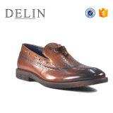 人のための贅沢な人の革靴の品質の服靴