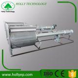 Schermo a tamburo rotativo meccanico trattamento di acqua di scarico comunale/industriale