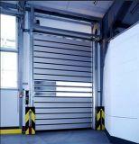 Алюминиевая высокоскоростная дверь штарки ролика (Hz-HS0129)