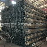 Od: 19mm tubo de acero galvanizado para muebles
