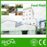 1-60ton/H Poultry Feed Production Line Animal Feed Pellet Line