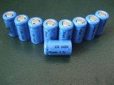 batterie d'ion de lithium rechargeable de taille de 3.7V 1/2AA ICR14250