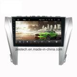 Lecteur DVD androïde de véhicule de HD 10.1inch pour Toyota Camry 2015