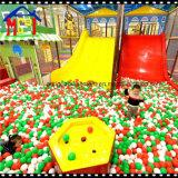 Playhouse dell'interno del bambino della funzione del parco di divertimenti della strumentazione dello sbarco di divertimento dei capretti