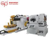 Alimentatore automatico dello strato della bobina con il raddrizzatore per materiale d'acciaio (MAC3-1000)