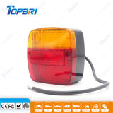 빨간 황색 ATV 트럭 LED 마커 경고등