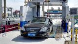 Het Systeem van Safeway - Relocatable Scanner van de Lading van de Container van de Röntgenstraal