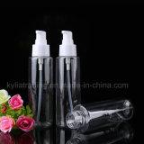 Bottiglia vuota dell'animale domestico 90ml con la pompa bianca Pet-17 della lozione