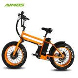 Nouveau modèle 20 pouces de matières grasses Unfoldable Pneus vélo électrique