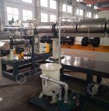L'alto efficace PE dei pp può/la macchina di granulazione a due fasi espulsore della cassa