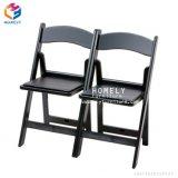 Weißer Harz Foldign Stuhl für Ereignis Hly-RS042