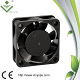exaustor sem escova 40X40X15mm plástico do ventilador da C.C. 12V 4015 de 40mm para equipamentos industriais gerais