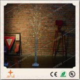 Emulational LED silberne Birken-Baum-Licht für Raum-/Gaststätte-/Büro-Dekoration