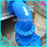 Tank van de Druk van het Water van het roestvrij staal de Vierkante
