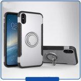 geval van de Telefoon van de Gesp van de Ring van iPhone het Creatieve Mobiele
