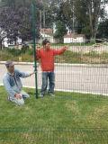 Качество проволочной сеткой ограждения безопасности для сада (XMM-SF)