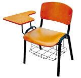 Sf-12f croquis en bois de haute qualité de la formation chaise avec tablette graphique Pad
