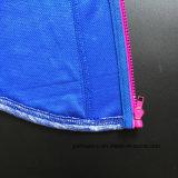 カスタムロゴのコレクションの女性適性のHoodiesの新しいジャケット