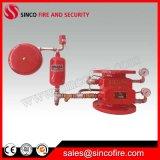 Válvula de verificação molhada do alarme do aço inoxidável