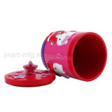 Dispensador de jabón líquido productos de baño para niños