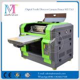 Impresora de inyección de tinta del DTG de la impresora de inyección de tinta de la materia textil de la impresora de la camiseta con la cabeza de impresión Dx5