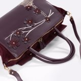 Handtaschen-Modedesigner-Handtaschen der Guangzhou-Fabrik-klassische Dame-PU lederne