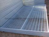 Панели загородки портативного Temp цены по прейскуранту завода-изготовителя напольные используемые стальные для сбывания (XMR75)