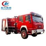 camion di lotta antincendio di 170HP Dongfeng Tianjin