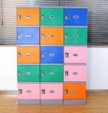 خزانة بلاستيكيّة إلكترونيّة حارّ عمليّة بيع خزانة