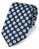 Fios de poliéster tingido gravatas de moda