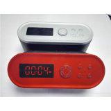 FMのラジオが付いている販売促進のギフトのRoHSのホーム使用のBluetoothの熱いスピーカー3000mAh