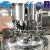 De vloeibare Mixer van de Homogenisator van de Shampoo van de Mixer van de Automaat van de Zeep Vacuüm Emulgerende kosmetische Vacuüm voor Room, Zalf, Gel, Lotion, Tandpasta, Shampoo