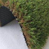 ホーム装飾のための高品質の擬似泥炭の人工的な草