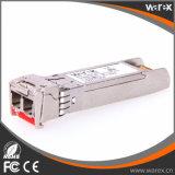 Cisco SFP-10G-ER comaptible 10GBASE-ER SFP+, 1550nm, módulos de fibra de 40 km.