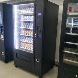 Hot Sale automatique de boissons froides des collations vending machine fabricant