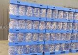 5 جالون يعبّأ مال من بلاستيكيّة لأنّ 20 زجاجات