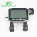 Kit elettrico del motore di azionamento di Pedel 250W 350W del sensore verde di coppia di torsione METÀ DI per la bici elettrica