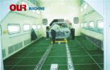 China-Lieferant Manucal elektrostatische Beschichtung-Zeile, Electrocoat-Maschine