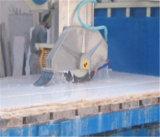 De automatische Scherpe Machine van de Steen van de Zaag van de Brug van het Graniet voor het Remodelleren van de Keuken